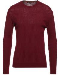 Officina 36 Pullover - Rojo