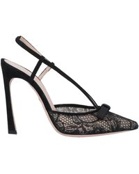 Giambattista Valli Court Shoes - Black