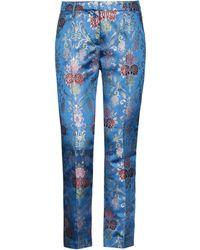 History Repeats Pantalones - Azul