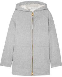 Agnona Coat - Grey
