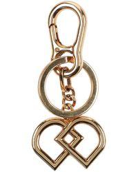 DSquared² Key Ring - Metallic