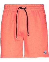 K-Way - Shorts - Lyst