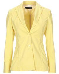 Alessandro Dell'acqua Suit Jacket - Yellow