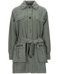 Mason's Overcoat - Green