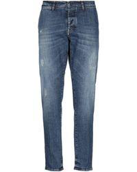 2W2M Pantaloni jeans - Blu