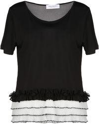 Anna Rachele T-shirts - Schwarz