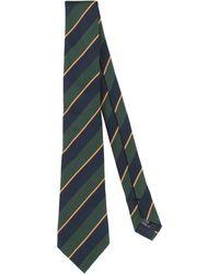 Fefe Cravatta e papillon - Verde