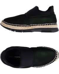 Dolce & Gabbana Low-tops & Trainers - Black
