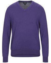 Brooks Brothers Pullover - Violet