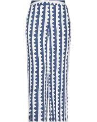 Camicettasnob Pantalon - Bleu