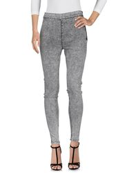 Cheap Monday Pantaloni jeans - Grigio