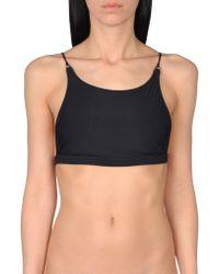 Acne Studios Bikini Top - Black