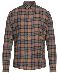 DRYKORN Shirt - Brown