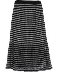 Traffic People - 3/4 Length Skirt - Lyst