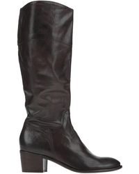 Pakerson Knee Boots - Black
