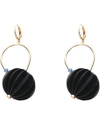Marni Earrings - Black
