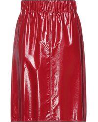 Sfizio Falda corta - Rojo