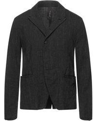 Transit Suit Jacket - Black
