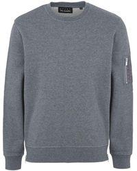 The Kooples Sport Sweatshirt - Grau