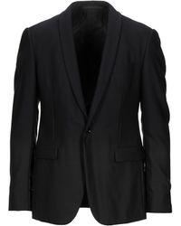 Pal Zileri Suit Jacket - Black