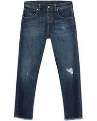 TRUE NYC Capri jeans - Blu