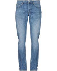 Dondup - Pantalon en jean - Lyst