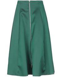 Suoli Long Skirt - Green