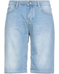 Gas Shorts vaqueros - Azul