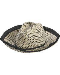 Helene Berman Hat - Natural