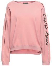 Emporio Armani Pullover - Pink