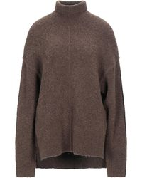 Peter Do Rollkragenpullover - Braun