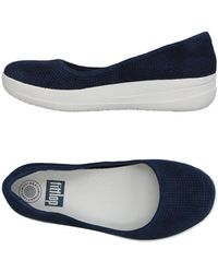 Fitflop Court - Blue