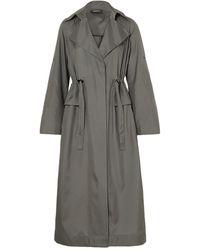 Akris Overcoat - Grey