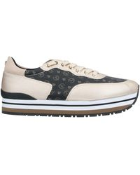Pollini Low-tops & Sneakers - Metallic
