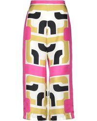 Maliparmi Casual Trouser - Multicolour