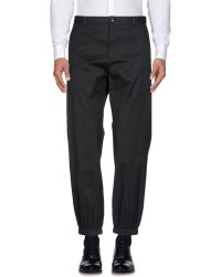 Dior Homme - Casual Trouser - Lyst