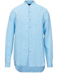 Giorgio Armani Camisa - Azul