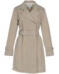 Aglini Overcoat - Gray