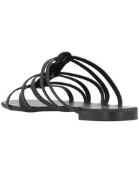 Ovye' By Cristina Lucchi Sandals - Black