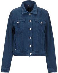 Manila Grace Denim Outerwear - Blue
