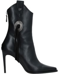 DSquared² Ankle Boots - Black