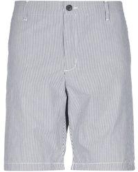Les Deux Shorts & Bermuda Shorts - Blue