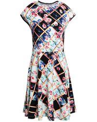 Mary Katrantzou Short Dress - Multicolor