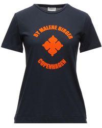 By Malene Birger T-shirts - Blau