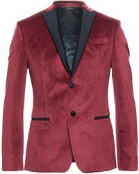 Emanuel Ungaro Suit Jacket - Red