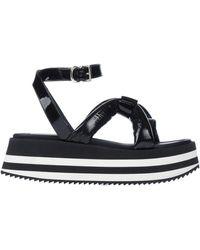 McQ Sandals - Black