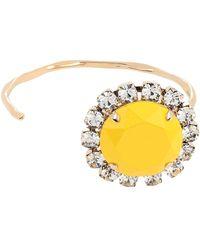 Dries Van Noten Bracelet - Yellow