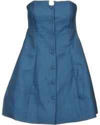 Rosie Assoulin - Short Dress - Lyst