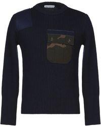 Gosha Rubchinskiy Pullover - Blau