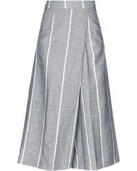 PT Torino Pantalons courts - Gris